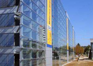 Schallschutzwand in Stuttgart – Degerloch