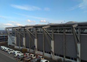 Flughafen Stuttgart – Sanierung Lufthansa-Technik – Hangar