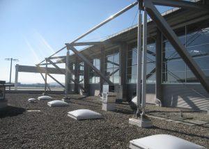 Sanierung Daimler-Crysler-Aviation – Hangar