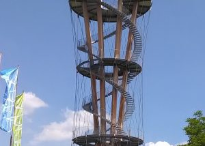 Schönbuchturm – Neubau eines Aussichtsturms