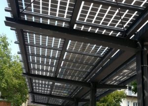 Neubau Solardach in Ludwigsburg – Anton-Bruckner-Schule