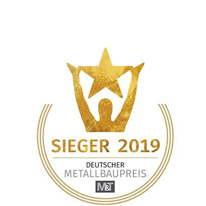 Deutscher Metallbaupreis Sieger 2019